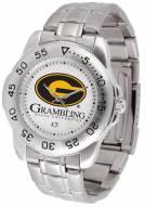 Grambling State Tigers Sport Steel Men's Watch