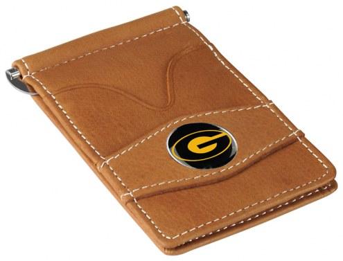 Grambling State Tigers Tan Player's Wallet