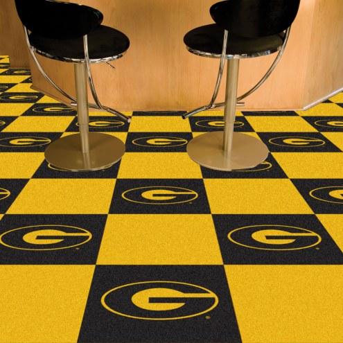 Grambling State Tigers Team Carpet Tiles