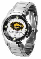 Grambling State Tigers Titan Steel Men's Watch