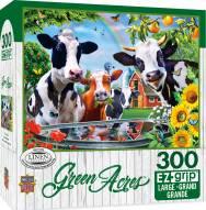 Green Acres Moo Love 300 Piece EZ Grip Puzzle