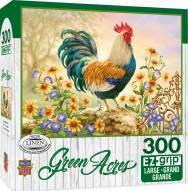 Green Acres Morning Glory 300 Piece EZ Grip Puzzle