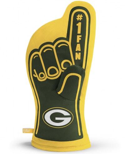 Green Bay Packers #1 Fan Oven Mitt