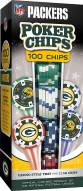 Green Bay Packers 100 Poker Chips