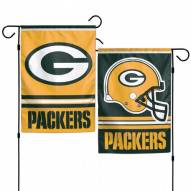 "Green Bay Packers 11"" x 15"" Garden Flag"
