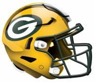 "Green Bay Packers 12"" Helmet Sign"