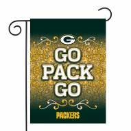 "Green Bay Packers 13"" x 18"" Garden Flag"