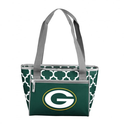 Green Bay Packers 16 Can Cooler Tote
