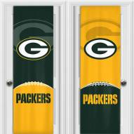 Green Bay Packers 2 Sided Door Wrap