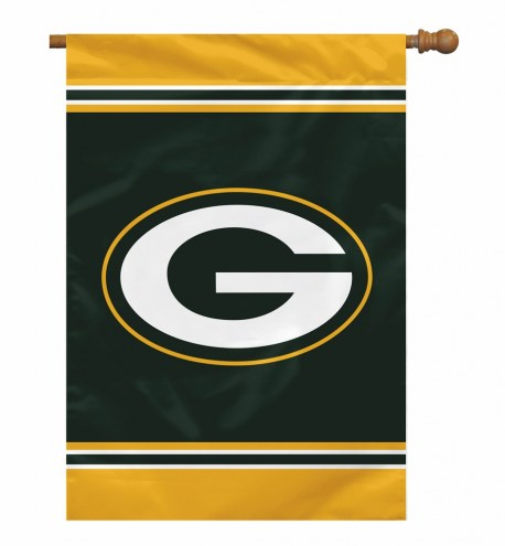 "Green Bay Packers 28"" x 40"" Banner"