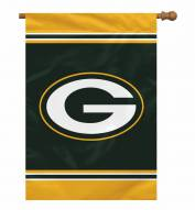 """Green Bay Packers 28"""" x 40"""" Banner"""