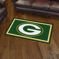 Green Bay Packers 3' x 5' Area Rug