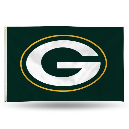 Green Bay Packers 3' x 5' Banner Flag