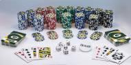 Green Bay Packers 300 Piece Poker Set
