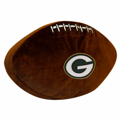 Green Bay Packers 3D Sports Pillow