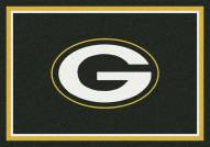 Green Bay Packers 4' x 6' NFL Team Spirit Area Rug