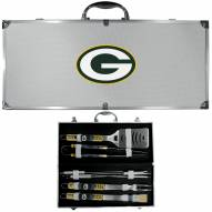 Green Bay Packers 8 Piece Tailgater BBQ Set