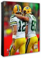 Green Bay Packers Aaron Rodger & Jordy Nelson Photo