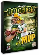 Green Bay Packers Aaron Rodgers 2011 NFL MVP Portrait Plus Photo