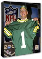 Green Bay Packers Aaron Rodgers Draft Day Photo