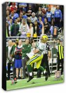 Green Bay Packers Aaron Rodgers Game Winning Touchdown Photo