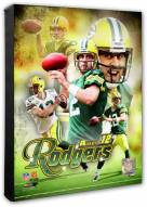 Green Bay Packers Aaron Rodgers Portrait Plus Photo