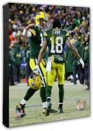 Green Bay Packers Aaron Rodgers & Randall Cobb Photo