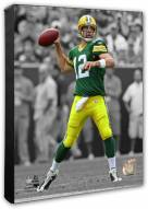 Green Bay Packers Aaron Rodgers Spotlight Action Photo