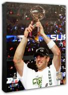 Green Bay Packers Aaron Rodgers Super Bowl XLV Photo
