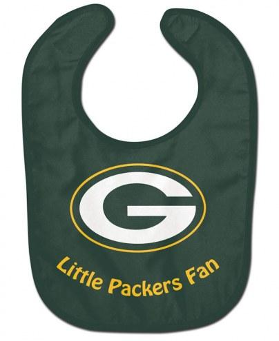 Green Bay Packers All Pro Little Fan Baby Bib