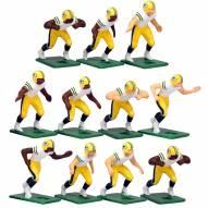Green Bay Packers Away Uniform Action Figure Set