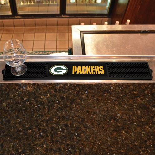 Green Bay Packers Bar Mat
