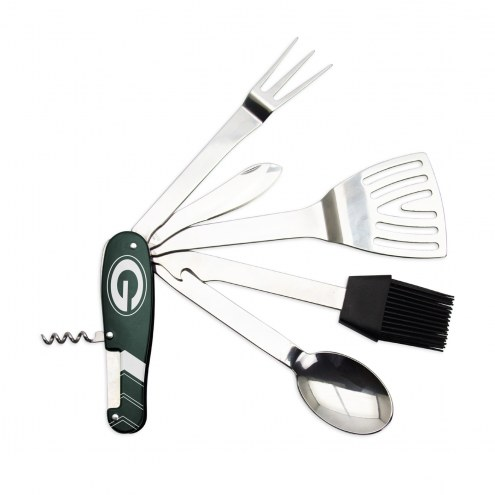 Green Bay Packers BBQ Multi-Tool