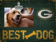 Green Bay Packers Best Dog Clip Frame