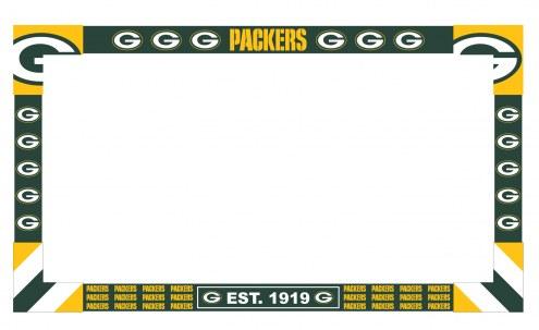 Green Bay Packers Big Game Monitor Frame