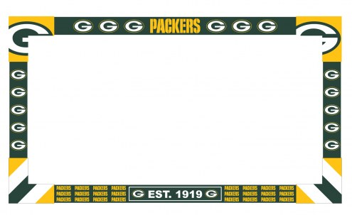 Green Bay Packers Big Game Monitor Frame