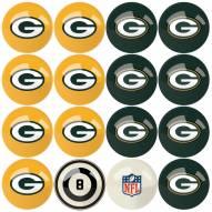 Green Bay Packers Billiard Balls