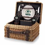 Green Bay Packers Black Champion Picnic Basket