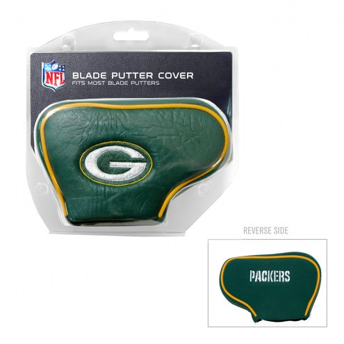 Green Bay Packers Blade Putter Headcover