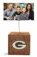 Green Bay Packers Block Spiral Photo Holder