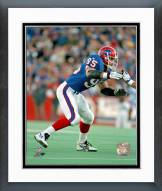 Green Bay Packers Bryce Paup Action Framed Photo
