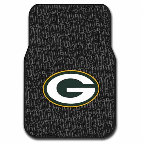 Green Bay Packers Car Floor Mats