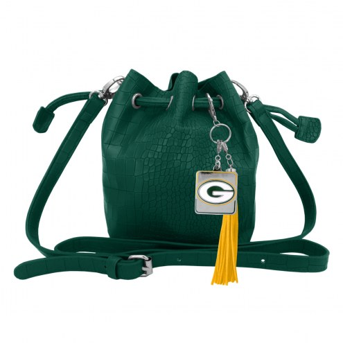 Green Bay Packers Charming Mini Bucket Bag