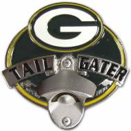 Green Bay Packers Class III Tailgater Hitch Cover