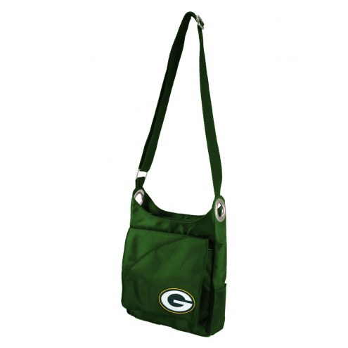 Green Bay Packers Color Sheen Cross-body Bag