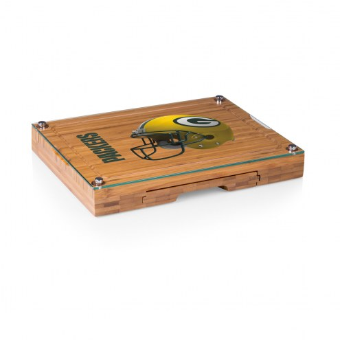 Green Bay Packers Concerto Bamboo Cutting Board