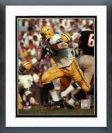 Green Bay Packers Dave Robinson Action Framed Photo