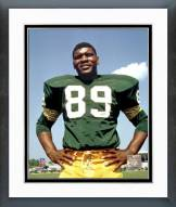 Green Bay Packers Dave Robinson Posed Framed Photo