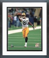 Green Bay Packers Derrick Mayes Action Framed Photo