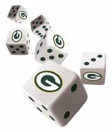 Green Bay Packers Dice Set